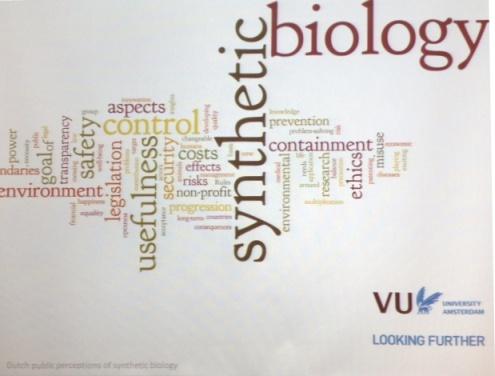 Synthetische biologie, van vele kanten