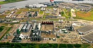 Bio-ethanol fabriek Abengoa, Rotterdam