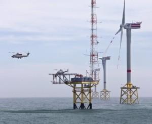 Meer activiteit op het Duitse deel van de Noordzee dan op het Nederlandse