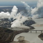 Tar sands recovery in Canada