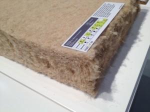 Flax wool