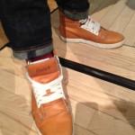 Christiaan Maats' shoes