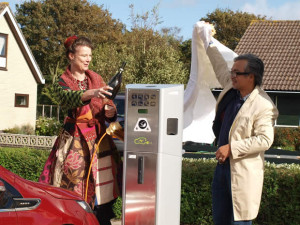 Electric transport Texel