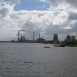 Utilities will close down old coal-fired power stations (here: Amercentrale)
