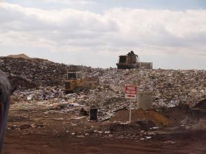 Afvalstort