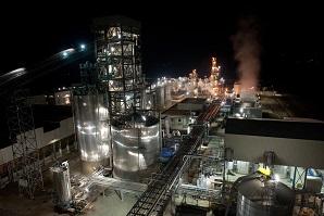 Crescentino fabriek