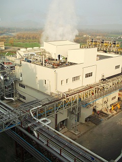 Reverdia biobased chemicals plant