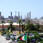 Matrica biorefinery in Porto Torres, Sardinia