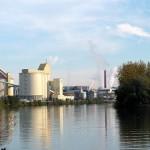 Sugar mill in Wanze, Belgium