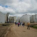 Veel buitenlandse bedrijven investeren in de Noord-Amerikaanse GCM-sector, zoals DSM (foto: POET DSM fabriek in Emmetsburg).