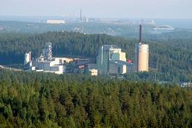 Bioenergy: Hedensbyverket