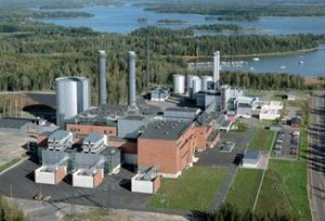 Wood biorefinery
