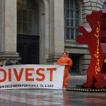 Global Divestment Day in Berlin, 13 February 2015