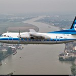 The wings of the Fokker F27 'Friendship' could not be reused becauase of lack of systems thinking in the design phase.
