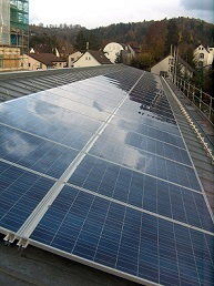 Photovoltaic system cleantech