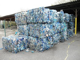 PET bottles recycling in the New Plstics Economy