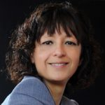 Emmanuelle Charpentier, one of the discoverers of the CRISPR-Cas9 technique.