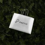 Paptic, half paper half plastic