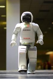 Asimo robot stimuleert wetenschappelijke fantasie