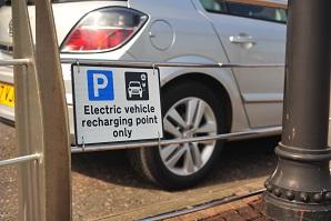 Elektrische auto systeemveranderingen