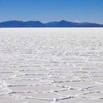 Salar de Uyuni in Bolivia, the world's largest lithium reserve. Photo: Wikimedia Commons.