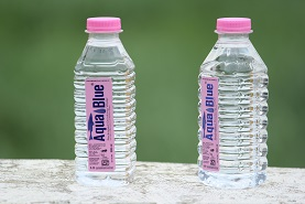 PET Bottle Water