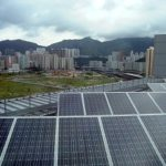 Zonnepanelen in China. Foto: Wikimedia Commons.
