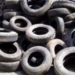 Recycling end-of-life tyres