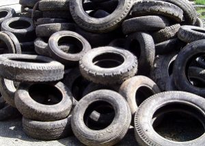 end-of-life tyres