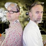 On 23 March 2016, the BBC broadcast a show with scientist Professor Mark Miodownik and two-Michelin-star chef Marcus Wareing on the issue who could prepare the best tasting meal (entry, main course and dessert). Photo: BBC.