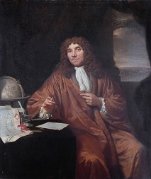 Antoni van Leeuwenhoek revolution