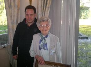 Antoinette Melis 105 years