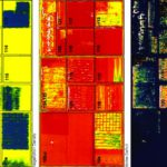 Through infrared cameras in drones, farmers can get a fair image of how their crops are doing.