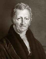 Thomas Malthus planetary boundaries