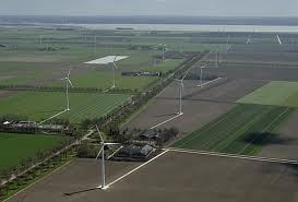 Flevoland windmolens