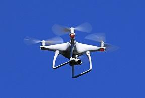Biosolar cells drone