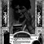 Personal care products  as old as mankind. Advert from Woman's Home Companion, 1919.