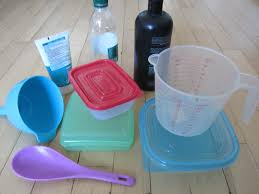 Products from plastics