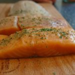 Your next salmon steak could come from the lab. Photo: Pixabay.
