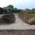 Compost kan het gehalte aan organische stof in de bodem verhogen en kooldioxide uit de atmosfeer opnemen. Foto: Wikimedia Commons.