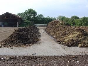 bio-afval compost