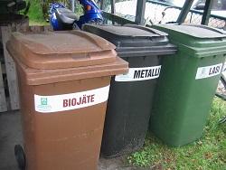bio-afval inzameling