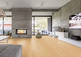 Moso bamboo floor