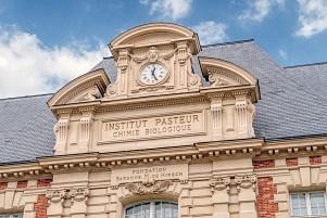 Pasteur Institute in Paris