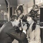 Ziekenhuis, ca.1950. Foto: Shutterstock 314915960