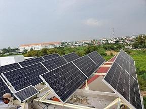 solar panels net zero