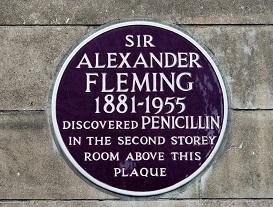 Plaquette Fleming