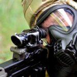 Maskers kunnen soldaten beschermen tegen veel biologische bedreigingen. Foto: Wikimedia Commons.