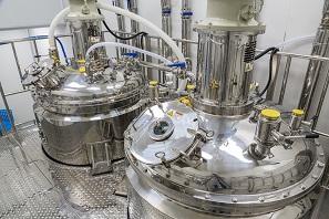 Fermentors industrial production