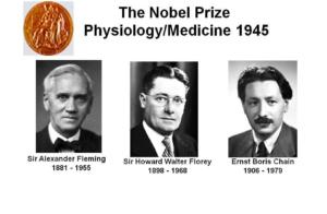 Nobel Prize 1945